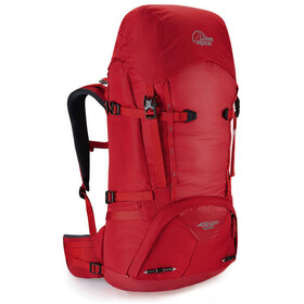 Lowe Alpine M's Mountain Ascent 40:50 Backpack Haute Red